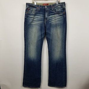 Big Star Voyager Loose Baggy Fit Jeans 38x35